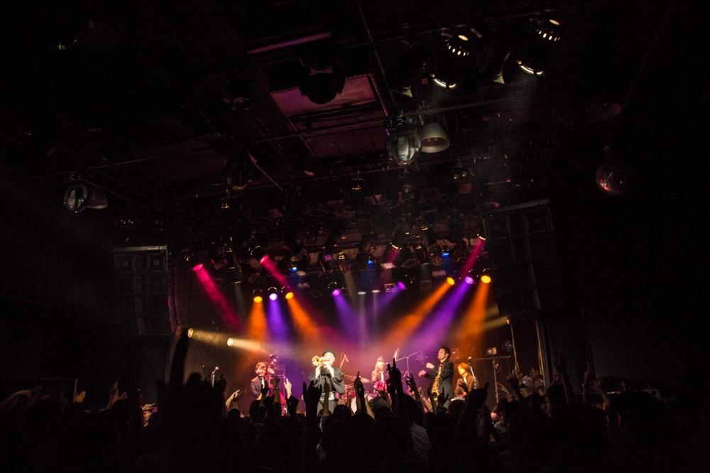 TRI4TH Defying Tour Final@Daikanyama UNIT